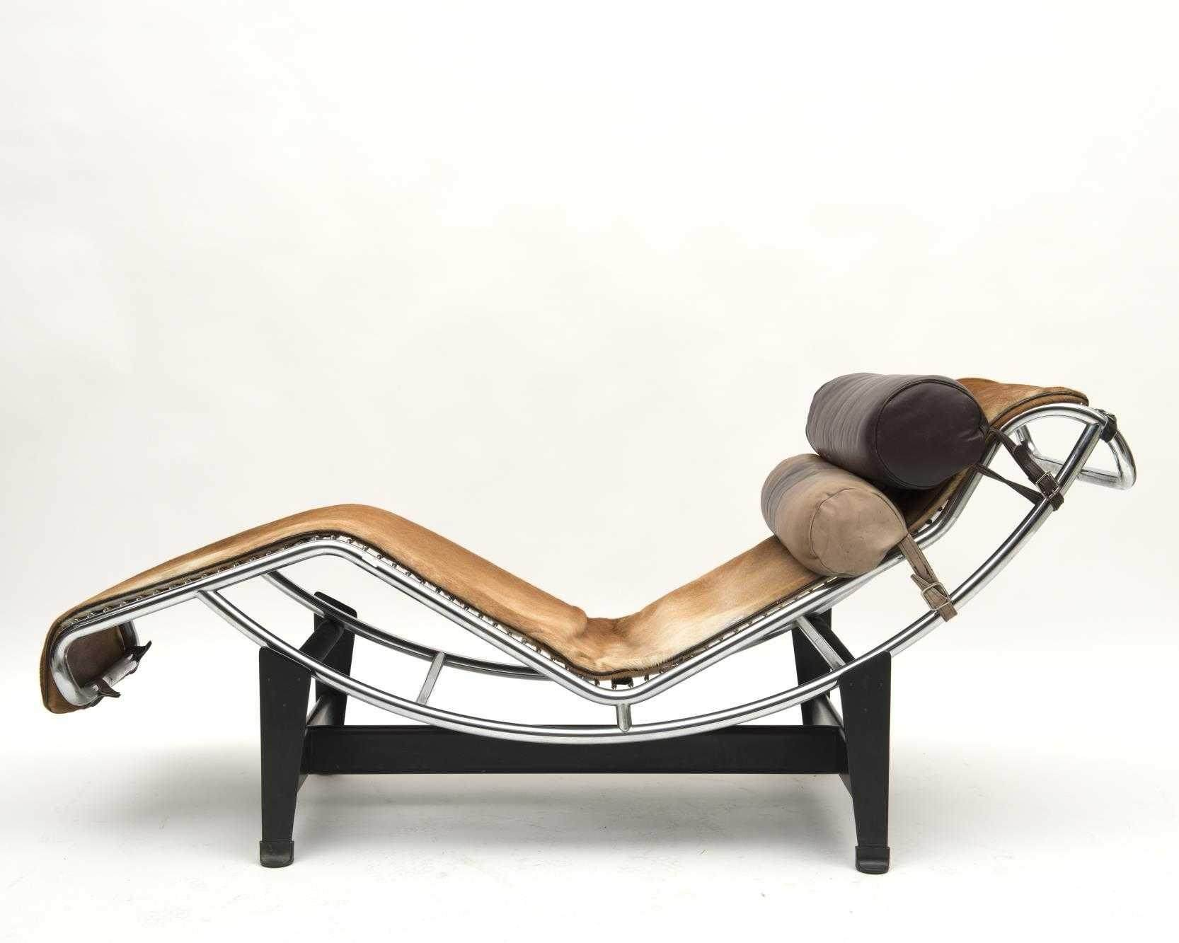Le Corbusier Charlotte Perriand Chaise Longue LC4
