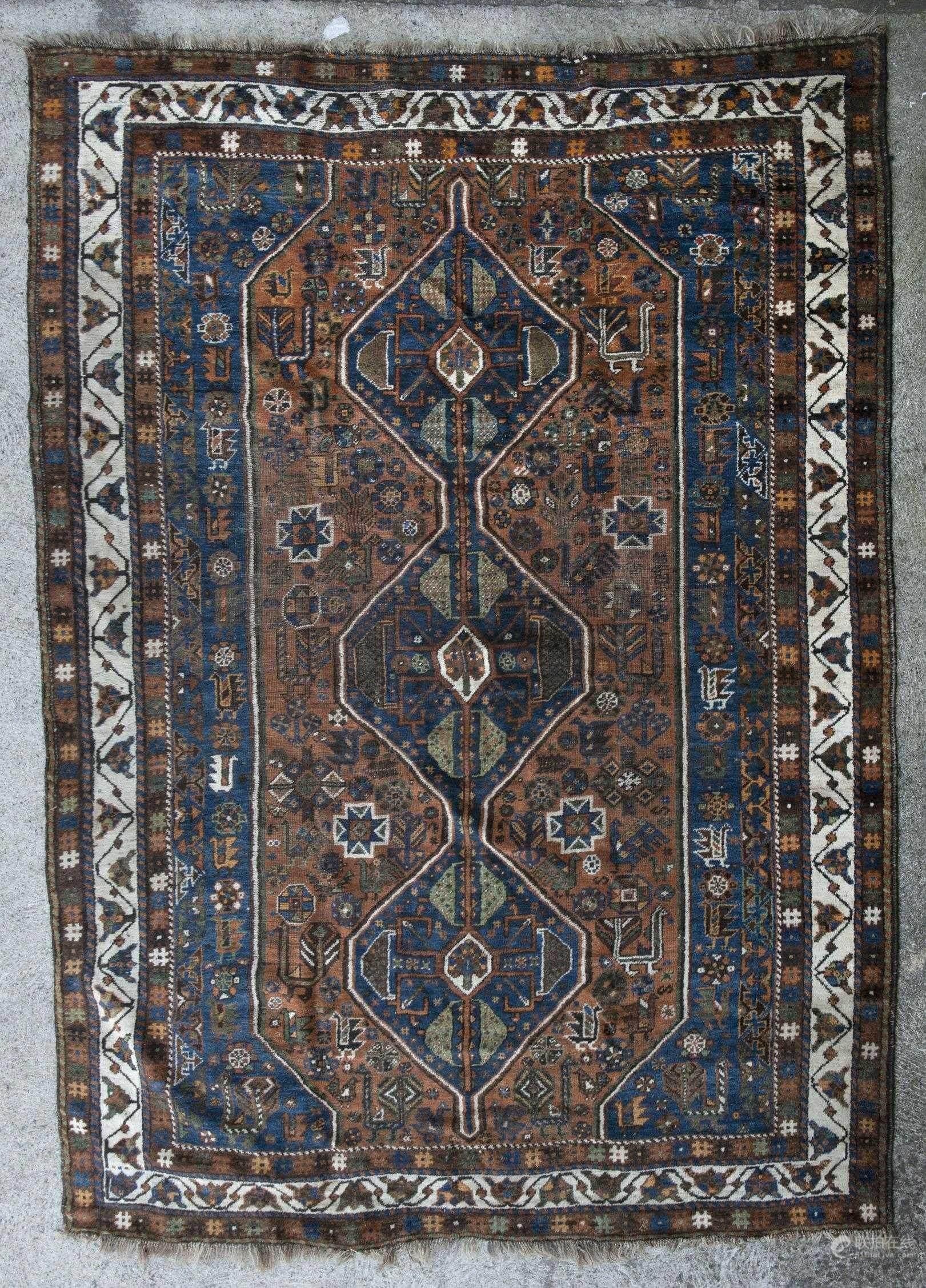 tapis iranien shiraz