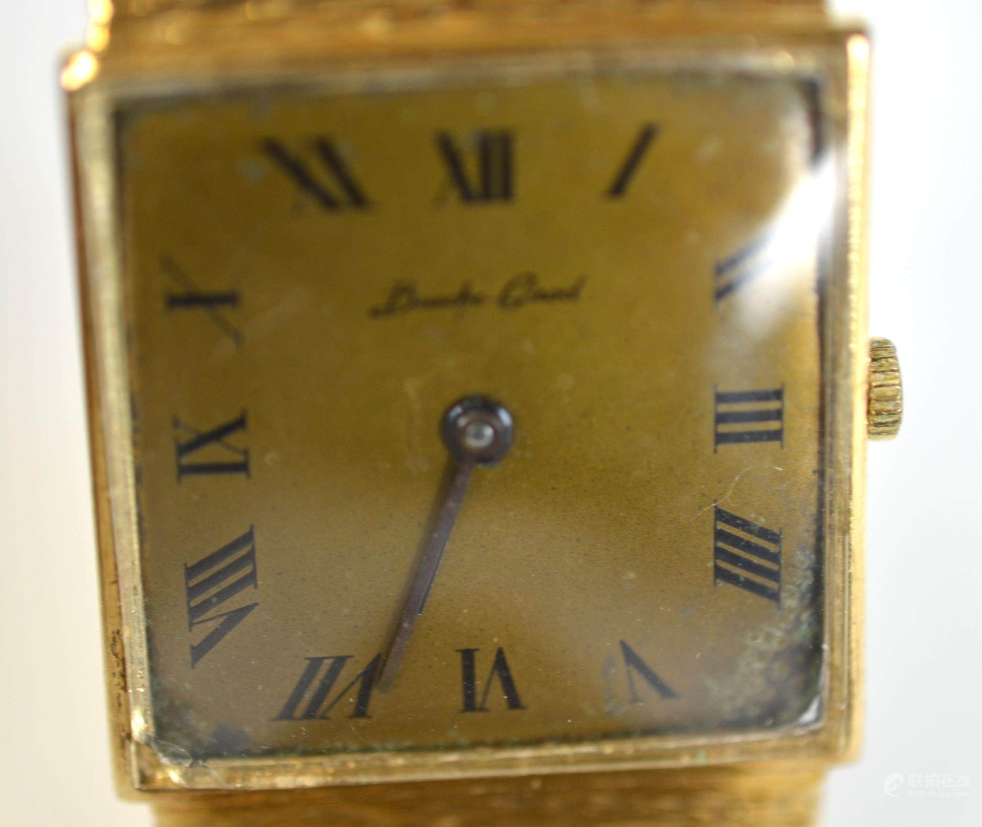 enlarged bueche realreal vintage watches products bracelet watch the diamond girod