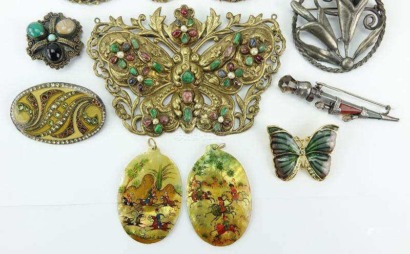 Jewellery Bejewelled vintage