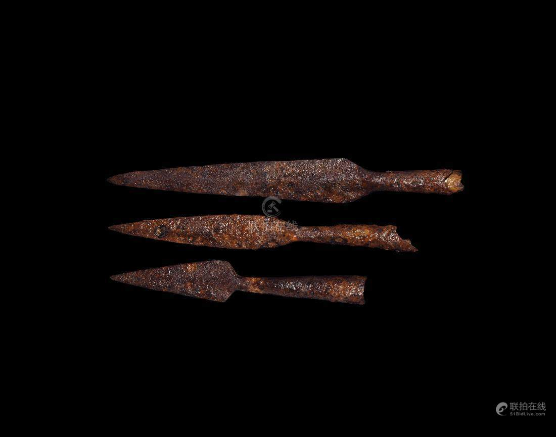 51BidLive-[Iron Age Celtic Spearhead Group]