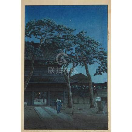 HIROSHI YOSHIDA (1876-1950) & KAWASE HASUI (1883-1957), , FO