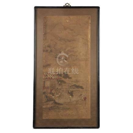 JAPANESE SCHOOL, EDO PERIOD, POSSIBLY 17TH/18TH CENTURY, CHI