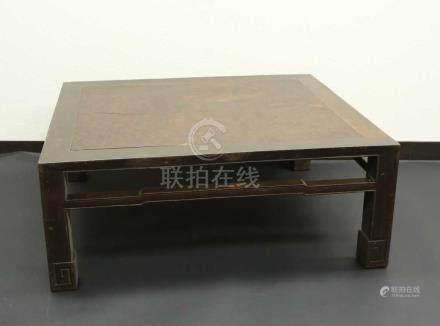 櫻木四方桌