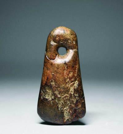 新石器时代石斧