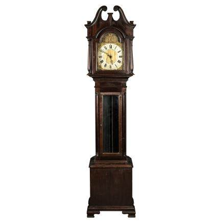 18th Antique Tall-Case Clock