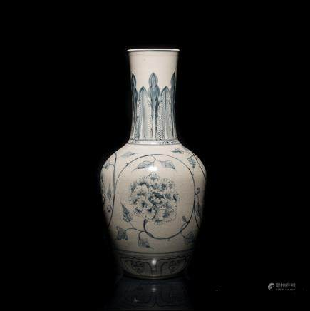 19th Antique Porcelain Vase