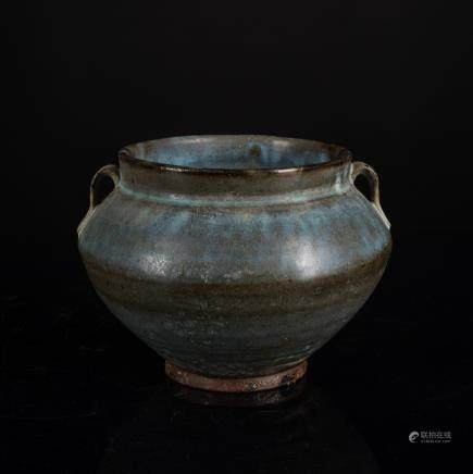 Song Antique Jun Stoneware Washer