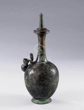 唐 青铜净水瓶