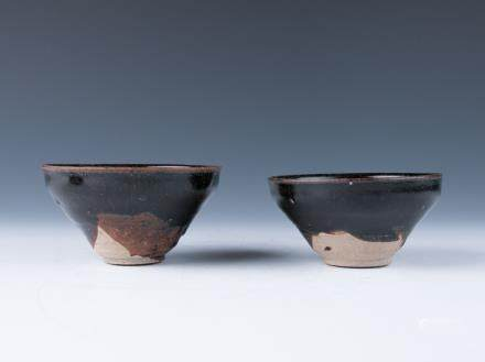 A Pair of Small Bowls