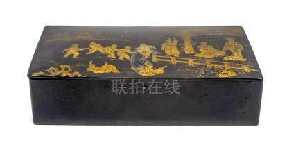 BOÎTE, CHINE 19ème SIECLE