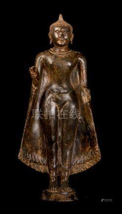 19th Century Sri Lanka Protection Buddha