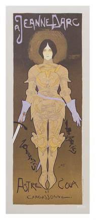 Les Maitres de l'affiche - Jeanne D'Arc