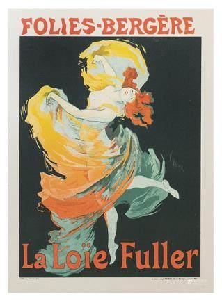 Les Maitres de l'affiche - Loïe Fuller
