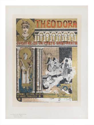 Les Maitres de l'affiche - Theodora