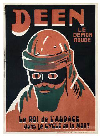 Deen - Le Demon Rouge