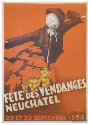 Fête des Vendanges - Neuchâtel