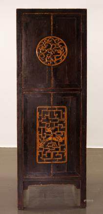 Book case - China Shanxì Province - 19th century