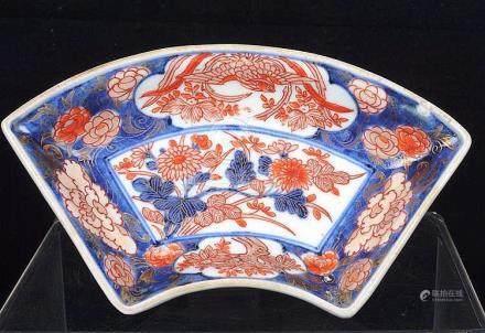 Petite coupelle en porcelaine de Chine à décor Imari.