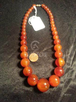 AMBER MILA NECKLACE