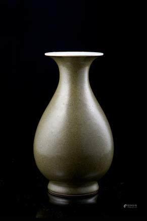 中國 十九世紀 廠官釉瓶