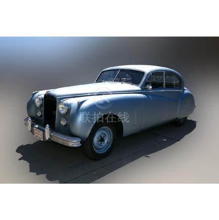 1951 Jaguar MK VII