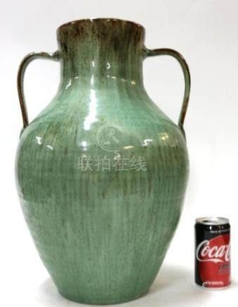 COLE PALATIAL NC SEAGROVE POTTERY VASE