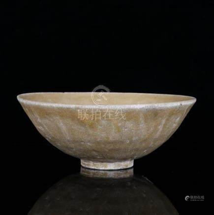 Longquan ware Chinese porcelain bowl, Ming Dynasty, 15th Cen