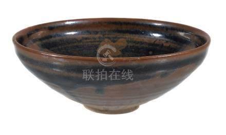 A Chinese 'Cizhou' russet-splashed bowl