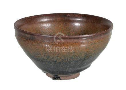 A Chinese 'Hare's Fur' bowl