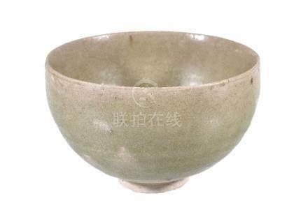 A Chinese celadon stoneware bowl