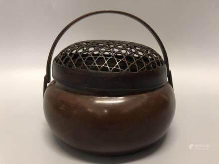 Zhang Mingyuan, A Bronze Censer