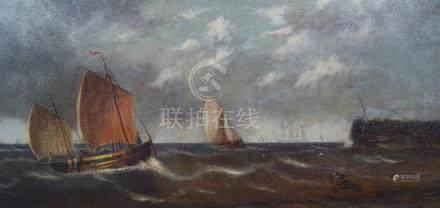 EDWIN HAYES (IRISH, 1820-1904)