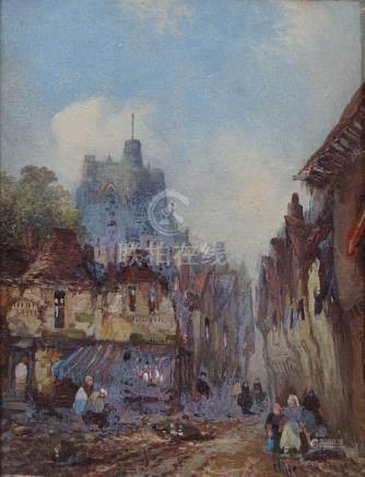 CLIFFORD MONTAGUE, 1858-1917