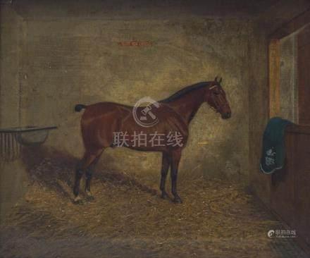 FREDERICK ALBERT CLARK, (1822-1910)
