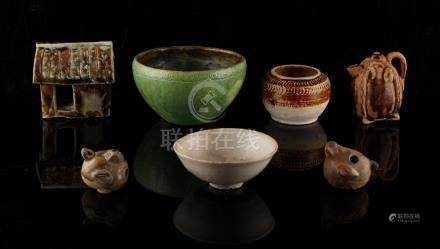 A private English collection of Chinese ceramics & works of art, formed in the 1980's & early 90's -