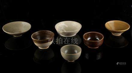 A private English collection of Chinese ceramics & works of art, mostly formed in the 1980's - a
