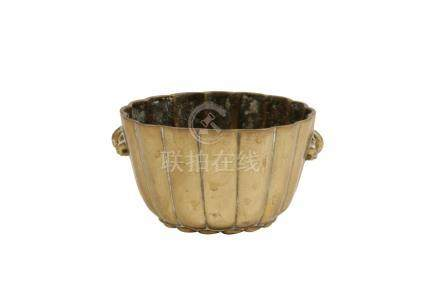 SMALL BRONZE CENSER, QING DYNASTY, 18TH / 19TH CENTURY