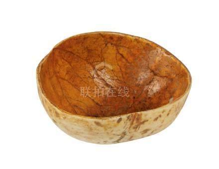 HUMAN SKULL CUP (KAPALA) BOWL, TIBET 19TH CENTURY