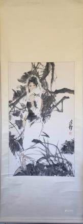 A LIN YONG PAINTING