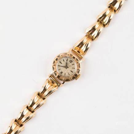 Bracelet montre de dame Breitling Genève