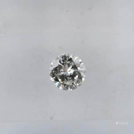 Diamant taille moderne de 2