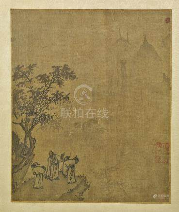 ANONYME (DYNASTIE MING, 1368-1644)