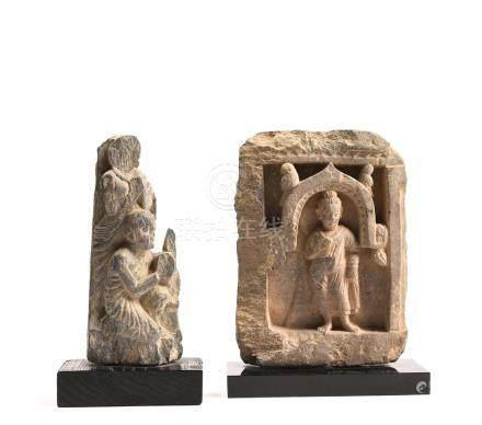 Art gréco bouddhique du Gandhara, IIIe Ve siècle après …