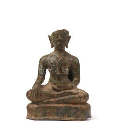 Siam, Chieng Saen, fin XVe XVIe siècle