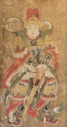 ANONYMOUS (MING DYNASTY), WEITUO