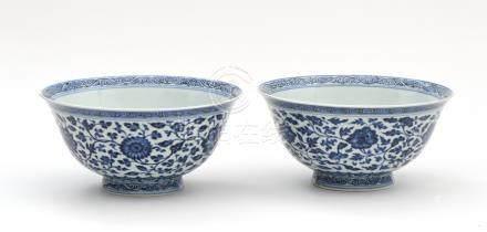 CHINE, Marque et Epoque Yongzheng, XVIIIe siècle