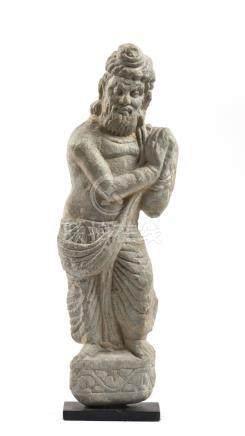 Ancienne région du Gandhara, IIIe IVe siècle