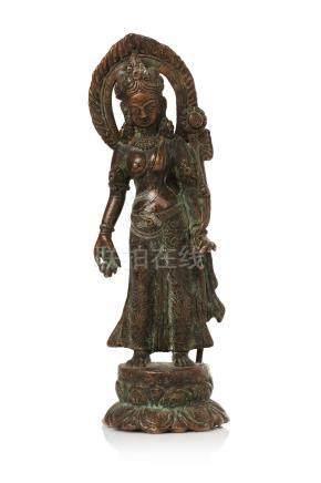 NEPAL, vers 1900