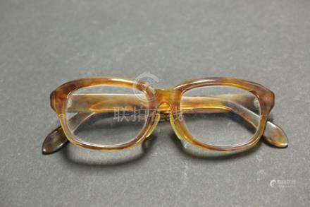 玳瑁眼鏡 34.2g